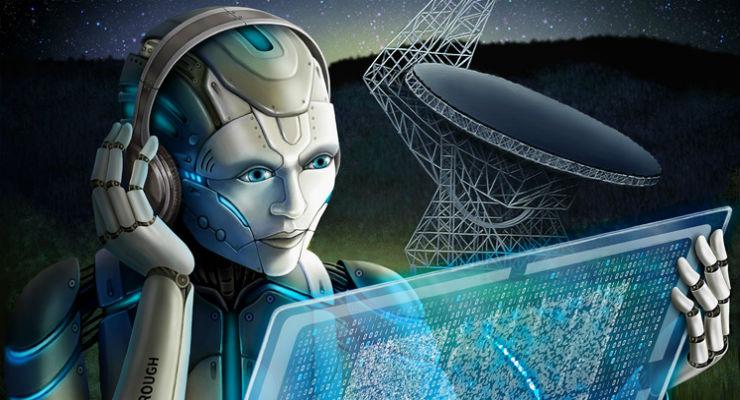 Intelligenza artificiale scopre nuovi lampi radio veloci