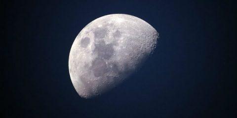 polvere della luna