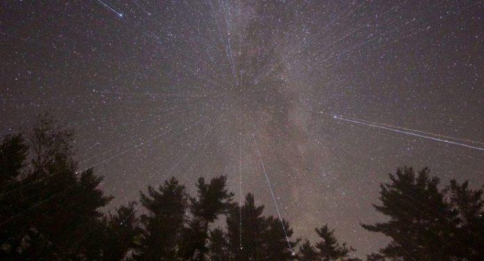 le stelle cadenti