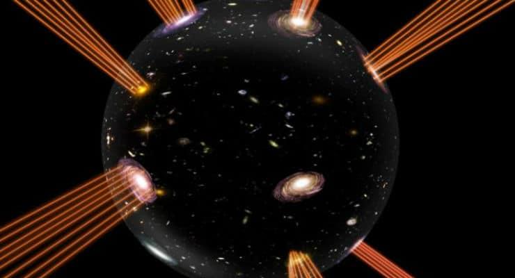 come è fatto l'Universo