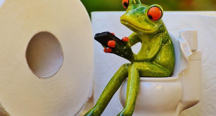 Squatty potty lo sgabello che aiuta a fare la cacca nel modo