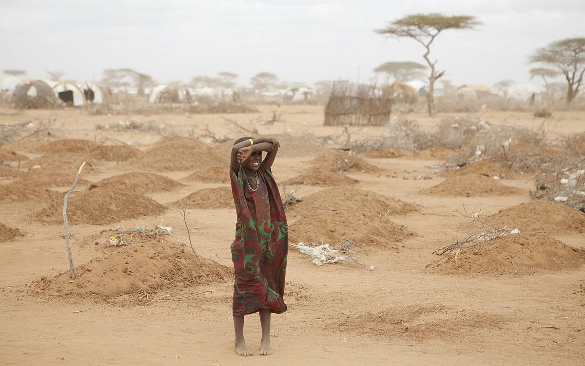 fame Africa siccità