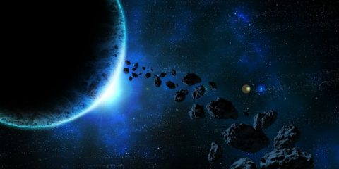 collisioni fra asteroidi