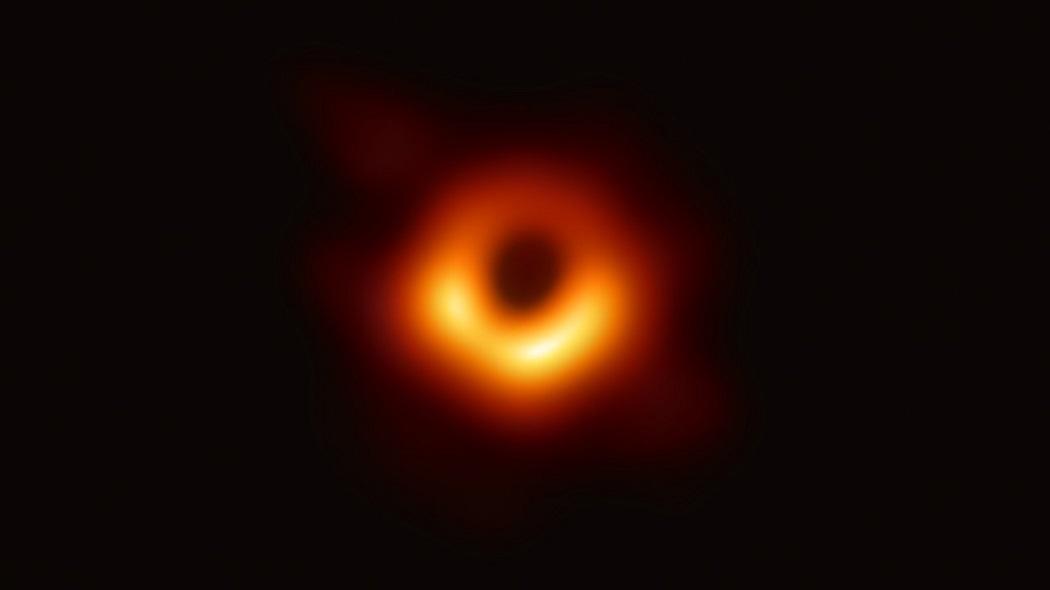 immagine buco nero