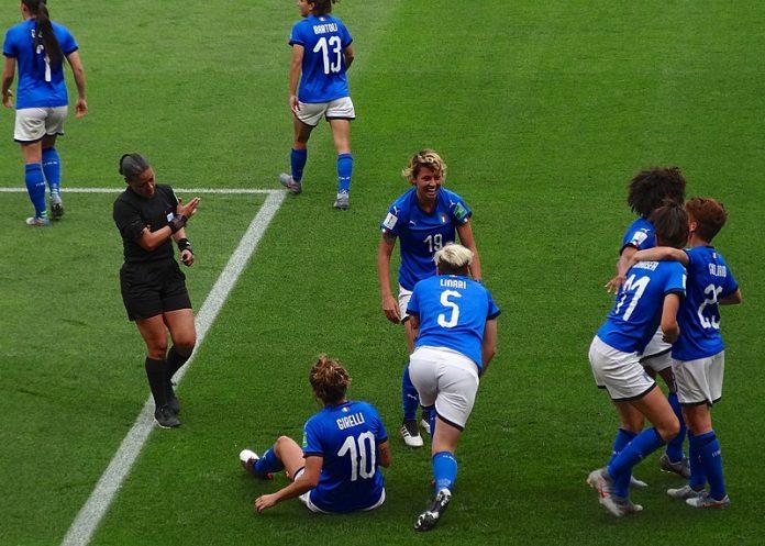 mondiali di calcio femminile