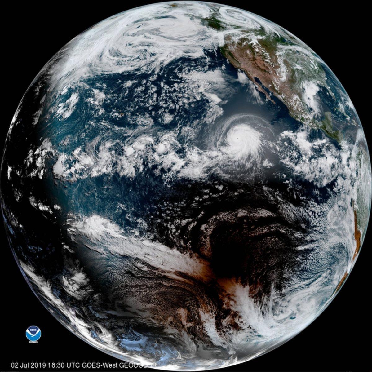 uragano barbara eclissi solare 2 luglio
