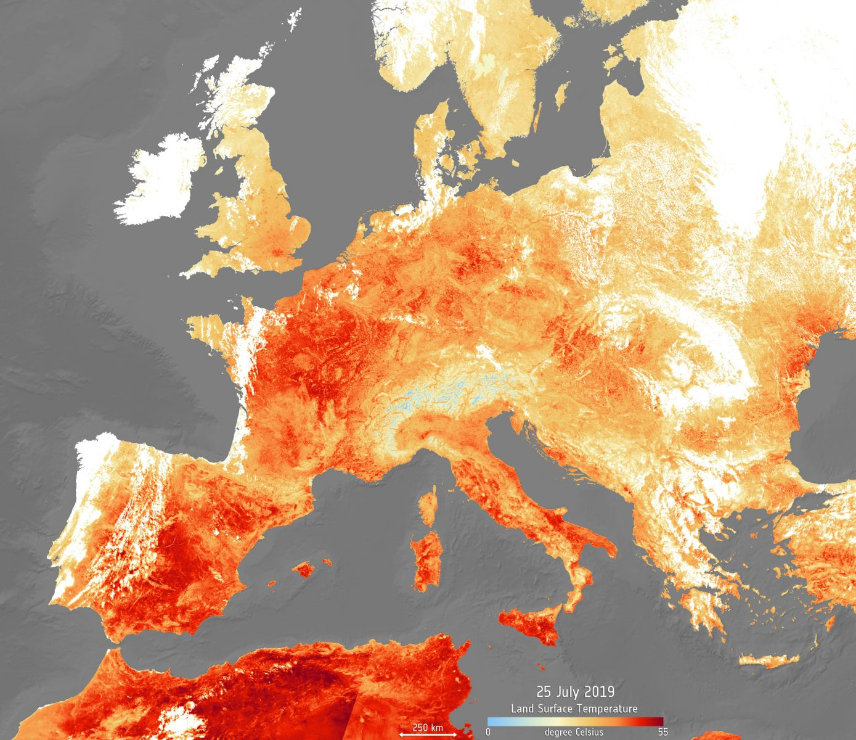 riscaldamento climatico