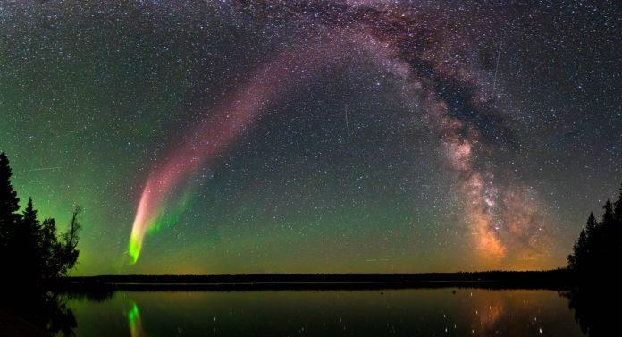immagini scienza aurora