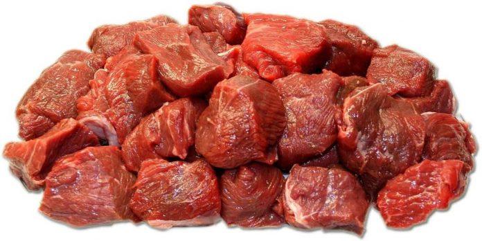 carne in provetta