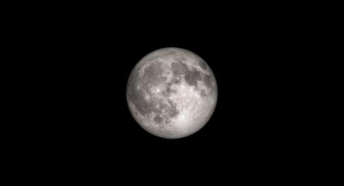 eclissi penombrale Luna