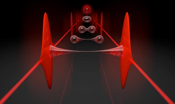 entanglement oggetti macroscopici