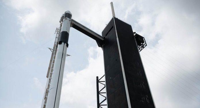 crew dragon nasa spacex lancio stazione spaziale internazionale