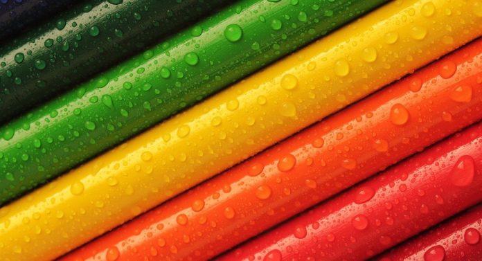 colore colori percezione dei colori cromatica vista arte scienza filosofia fisica