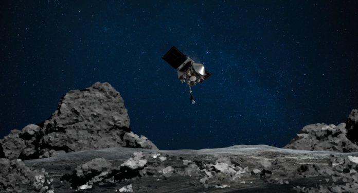 Osiris-Rex asteroide bennu nasa