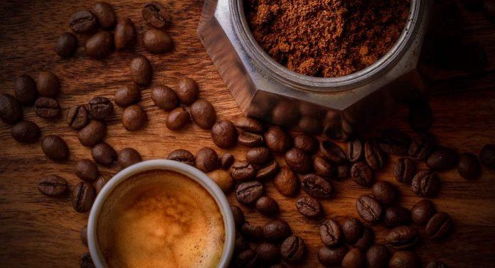 siccità caffè